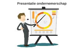 Copy of Presentatie Keuzedeel ondernemerschap