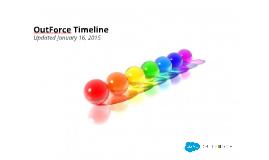 OutForce Timeline 01.16.15