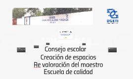 Centro de Bachilleres Tecnologico Industrial y de Servicio N