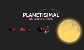 PLANETISIMAL