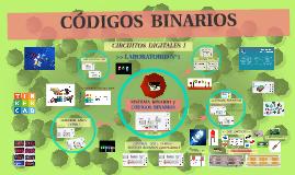 >> LABORATORIO N°1 - DIGITALES I: CÓDIGOS  BINARIOS >>