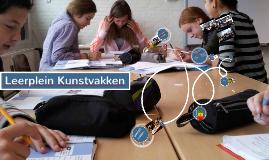Leerplein Kunstvakken