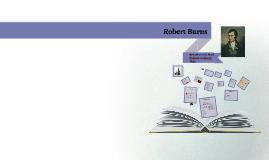 Copy of Robert Burns
