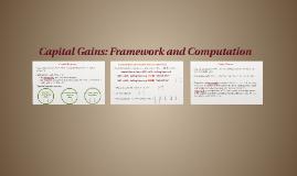 16th Class_Capital Gain_Frameworks