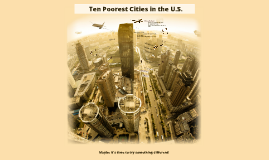 Nation's Poorest Cities