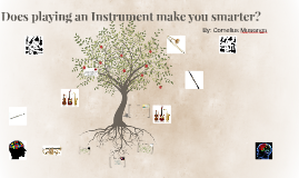 how does playing an instrument make you smarter