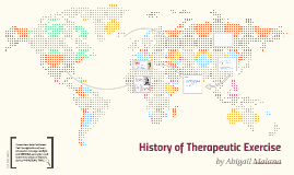 History of Therapeutic Exercise