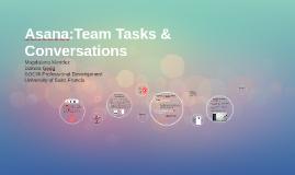 Asana:Team Tasks & Conversations
