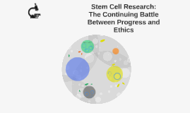 Stem Cell Research: The Continuing Battle Between Progress a