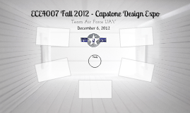 Capstone Design Demo