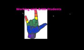 Colors in ASL