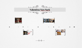 Valentino New York