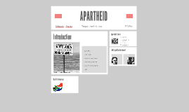 Copy of Apartheid