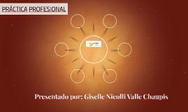 Presentado por: Giselle Nicolli Valle Chaupis