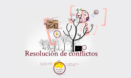 Copy of Resolución de conflictos 1