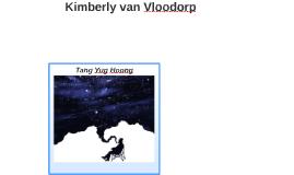 Kimberly van Vloodorp