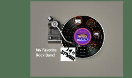 My Favorite Rock Band