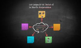 Copy of Les Guignols de l'info et la liberté d'expression
