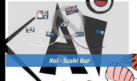 Kai- sushi bar
