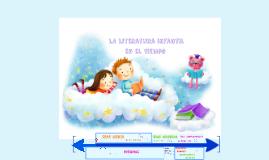Copy of Linea de tiempo Literatura infantil