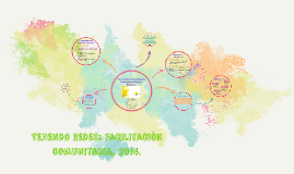 TEJIENDO REDES: Facilitación Comunitaria, 2014.
