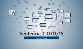 Sentencia T-070/15