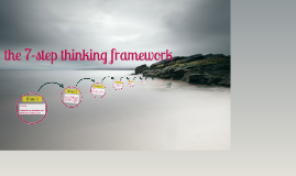 Copy of the 7-step thinking framework