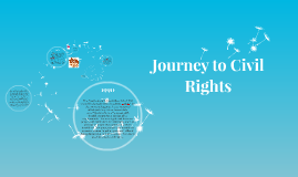 Journey to Civil Rights
