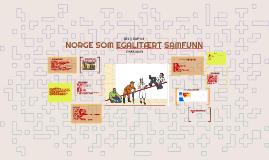 Copy of SOSIAL ULIKHET I NORGE