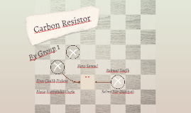 Carbon Resistor