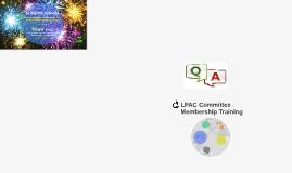 LPAC Committee Membership Training