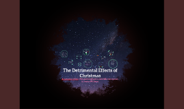 Copy of Detrimental Effects of Commercial Holidays