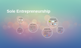 Sole Entrepreneurship