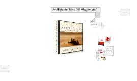 """Copy of Análisis del libro """"El Alquimista"""""""