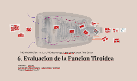 Evaluacion de la Funcion Tiroidea