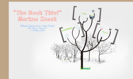 The Book Thief - Summer Reading Project