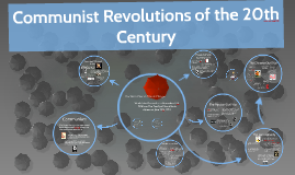 End of WWI & Communist Revolutions of the 20th Century