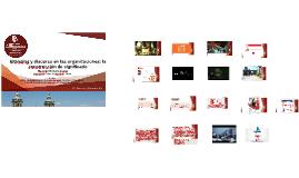 Branding y discurso en las organizaciones: la construcción de significado