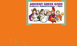Greek Mythology 2012
