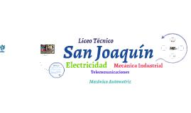 Promoción Liceo Politécnico San Joaquín 2016