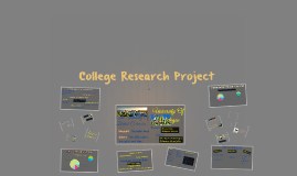 College Research Project