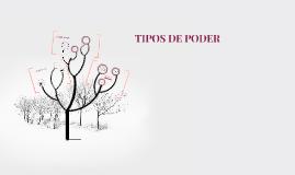 Copy of TIPOS DE PODER