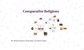Comparative Religions Project