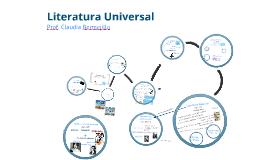 Copy of Literatura Universal