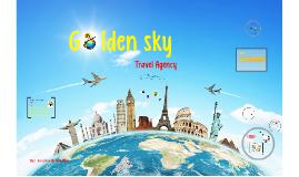 Copy of Golden sky