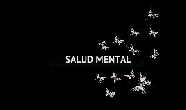 Copy of SALUD MENTAL