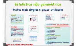 Estatística Não Paramétrica