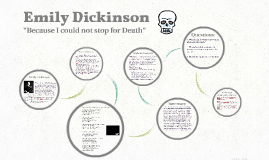 Emily Dickinson (Because I could not stop for Death)