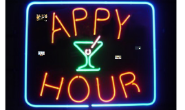10/7 Appy Hour