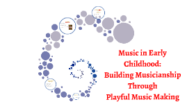 Music in Early Childhood:  Teaching Children to be Tuneful,